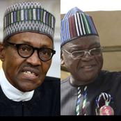 Here is What Gov. Samuel Ortom Has To Say About President Muhammadu Buhari's Shoot At Sight Order.