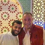 هل يكون أحمد موسى سبب صلح الخطيب وتركي آل الشيخ؟