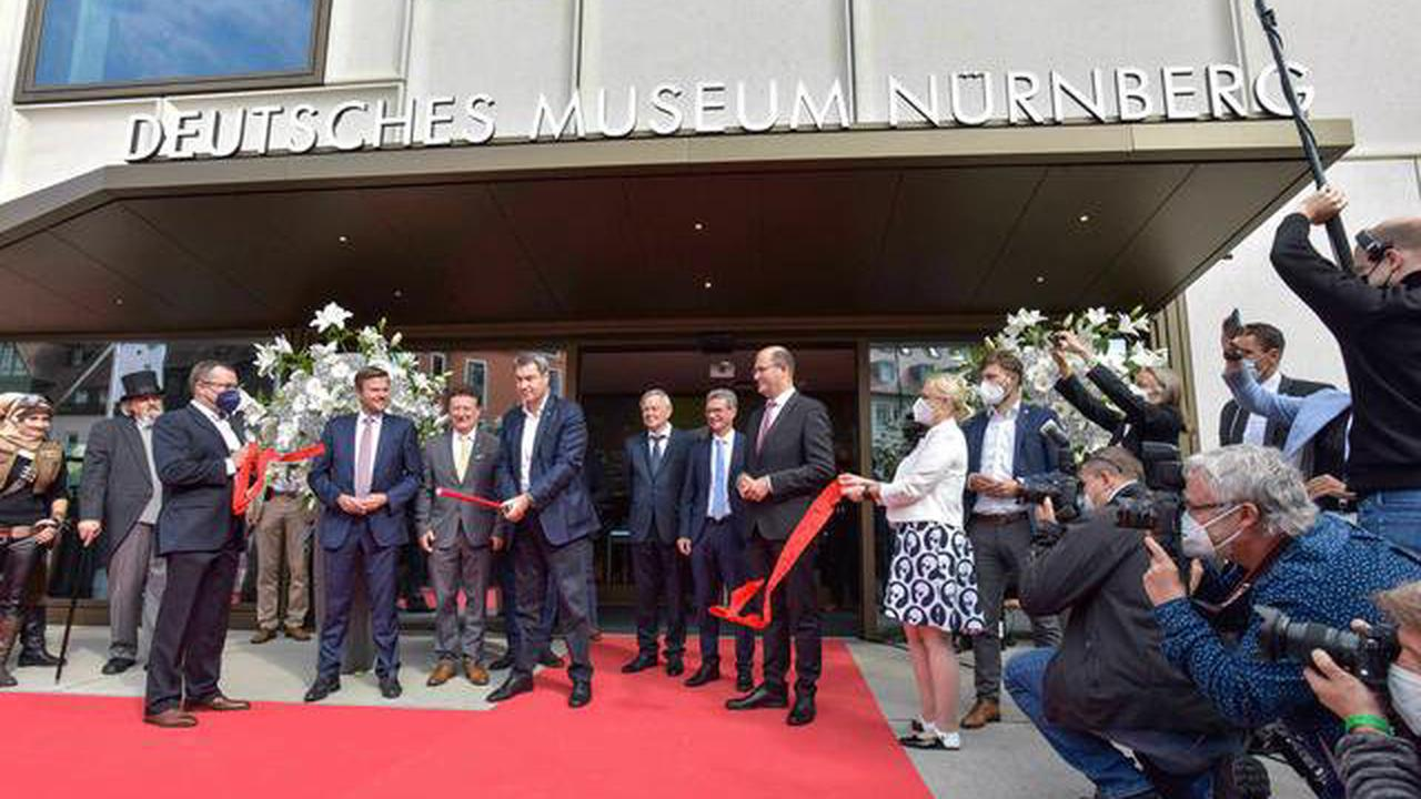 Weltneuheit in Nürnberg: Unser Zukunftsmuseum ist eröffnet!