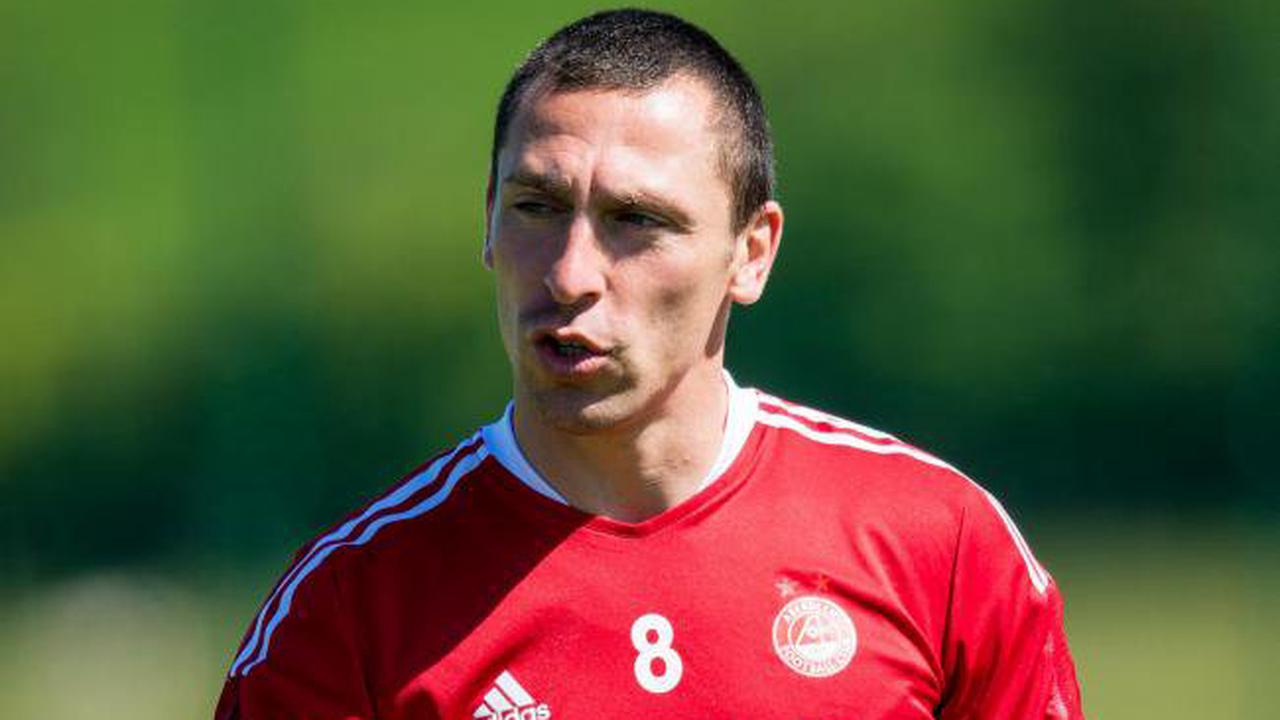 Aberdeen skipper Scott Brown can't wait for reunion with Dundee United boss Tam Courts