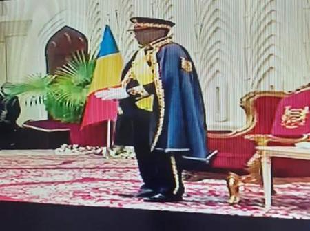 Tchad : Idriss Déby s'arroge le grade de Maréchal, l'opposition grogne