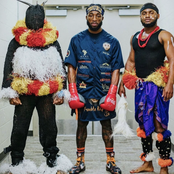 See The Igbo Boxer Who Walks To The Ring With Masquerade