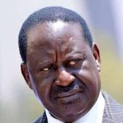 Raila's Supporters Wake Up To A Big Blow In Coast Region Just Days After His Visit