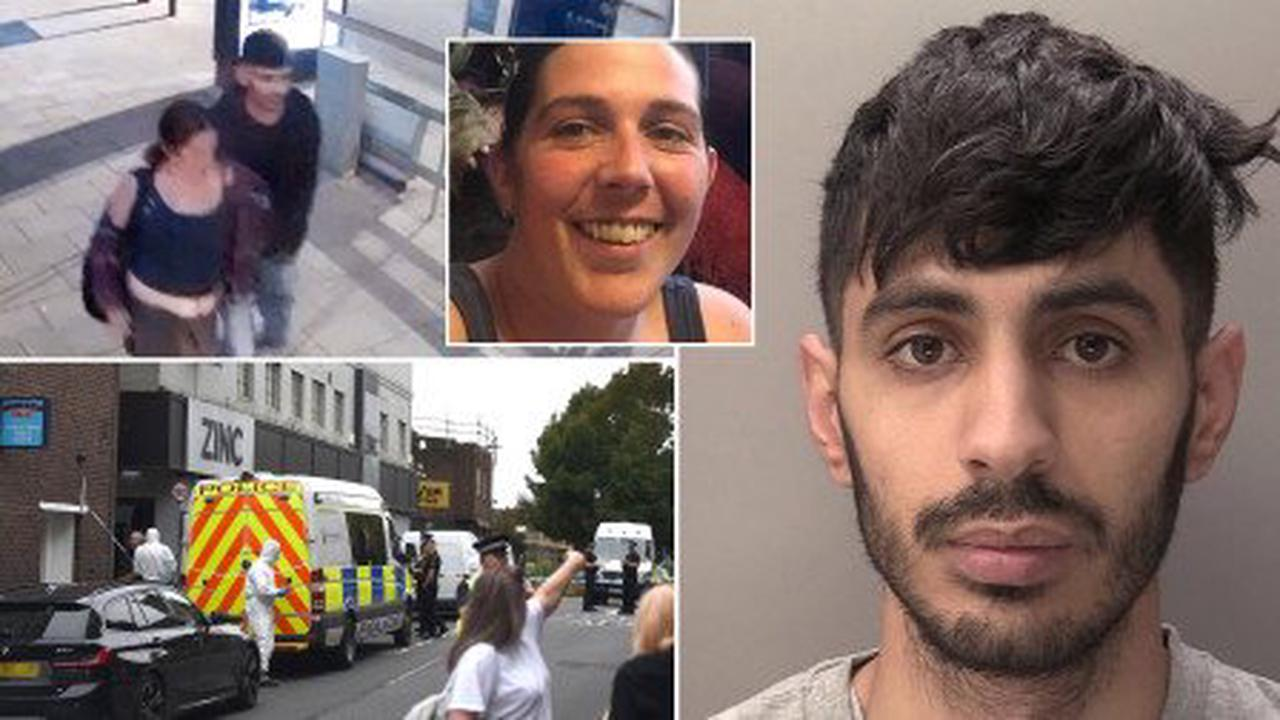 Man who murdered woman and hid chopped up body parts in bins jailed for life