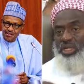 President Buhari Hits Back At Sheik Gumi, Reveals Why He Won't Grant Amnesty To Criminals And Bandit