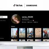 Réseaux sociaux : L' application chinoise TikTok est désormais disponible sur les télévisions