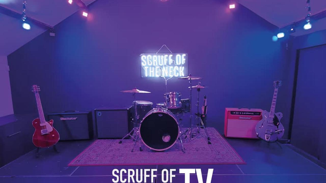 Scruff Of The Neck TV organise 10 concerts exclusifs sur Twitch