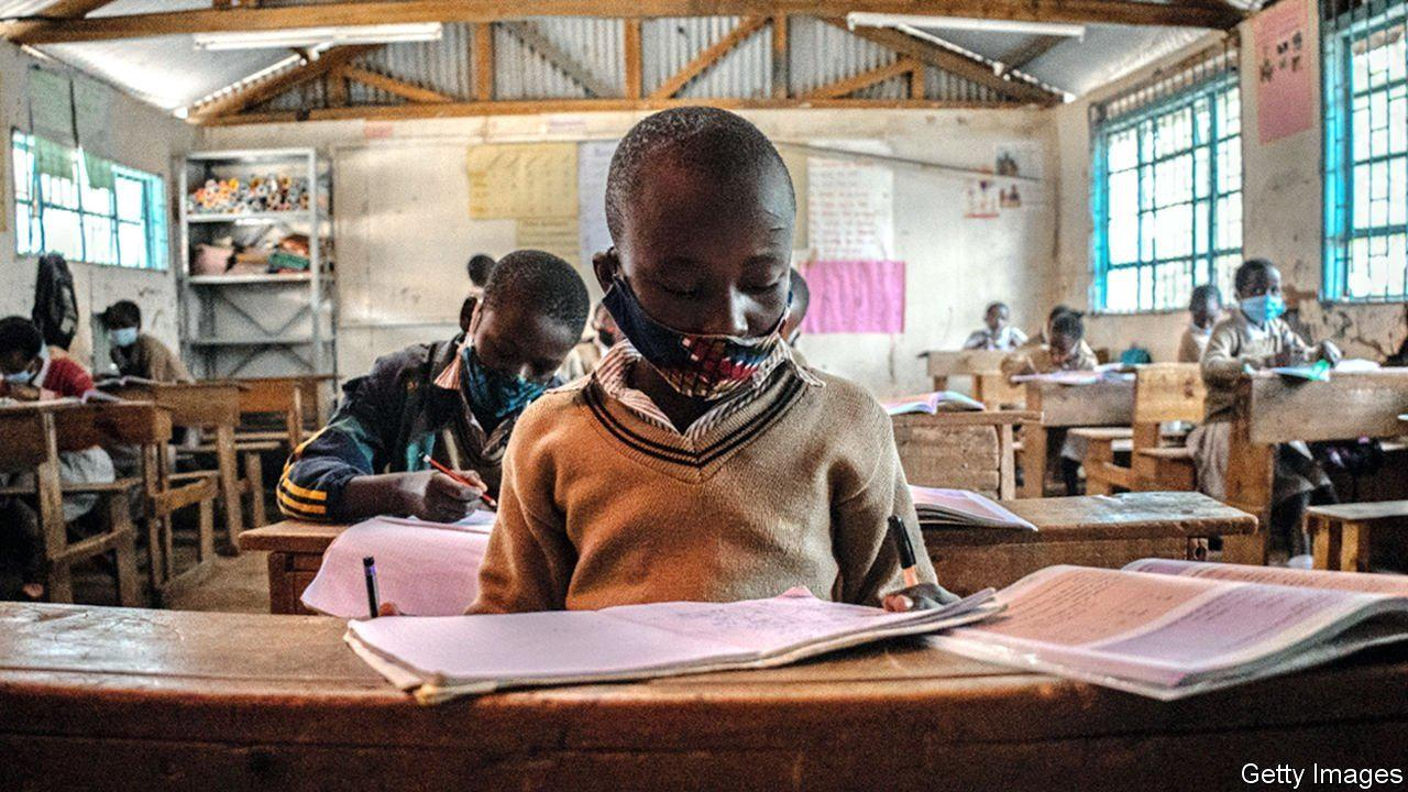 Covid-19 creates a window for school reform in Africa
