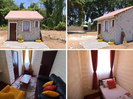 'See' Photos Of A Small Bungalow Worth R500k With 2 Bedrooms Goes Viral