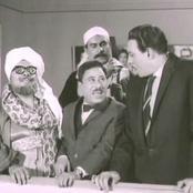 الكوميديان الحزين إبراهيم سعفان