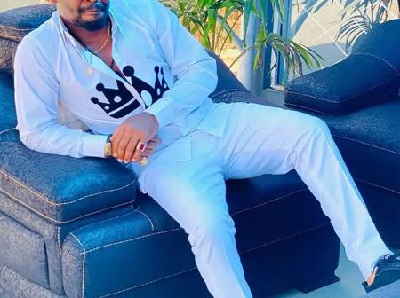 Actor Zubby Micheal recounts why he hates falling in love as he shares a new post on Instagram