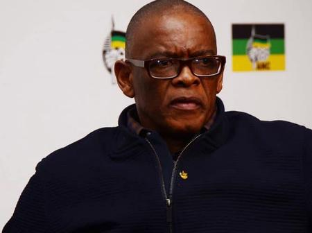 ANC SG Ace Magashule responds on leaving ANC