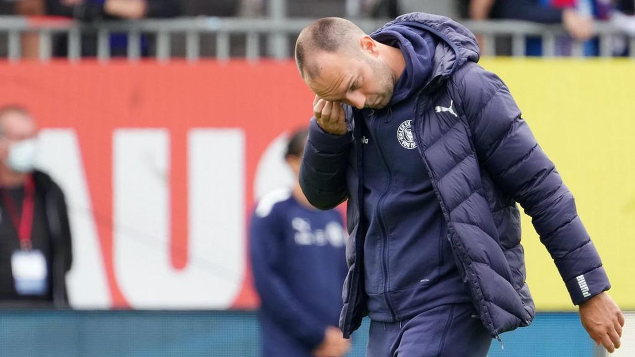 Zweitliga-Hammer: Werner wirft bei Holstein Kiel hin