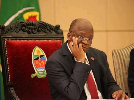 Kimeumana Huko Tanzania: President Magufuli Forced To Instill WHO Health Guidelines Against Covid-19