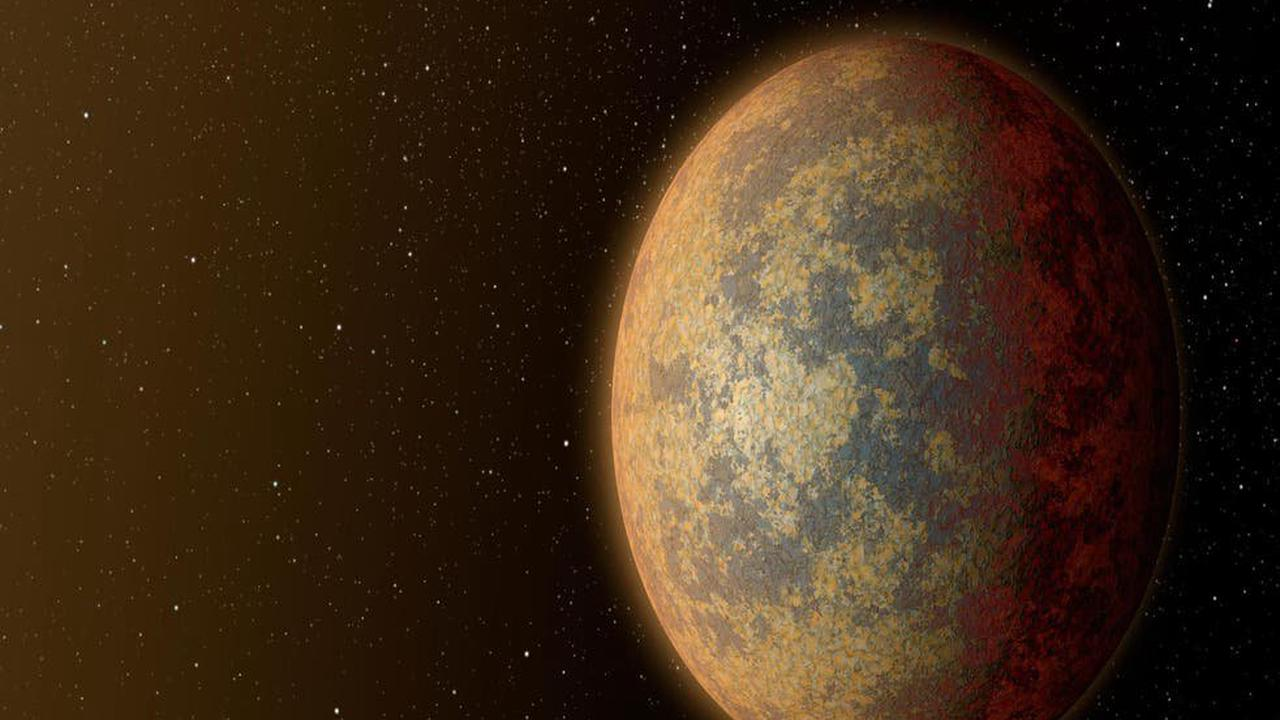 They find an amazing super-Earth that is almost as old as the universe