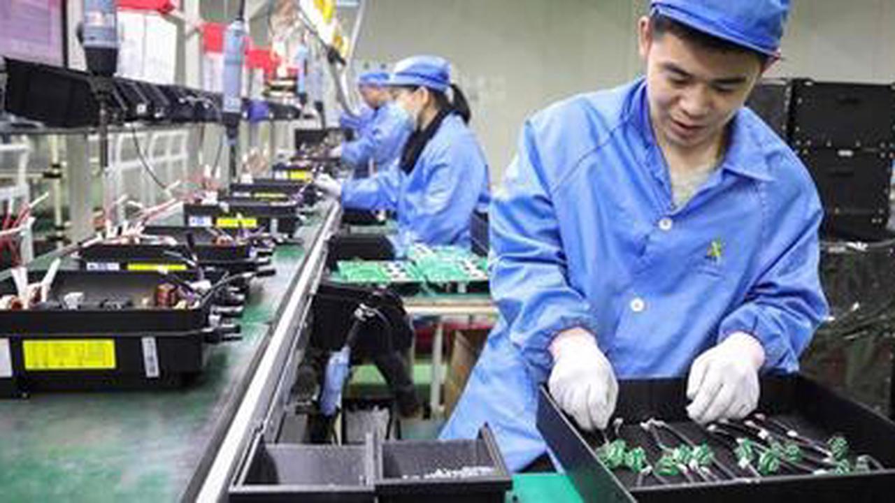 La Chine deviendra la première économie mondiale en 2028