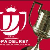 Copa Del Rey Final Fixture & Date