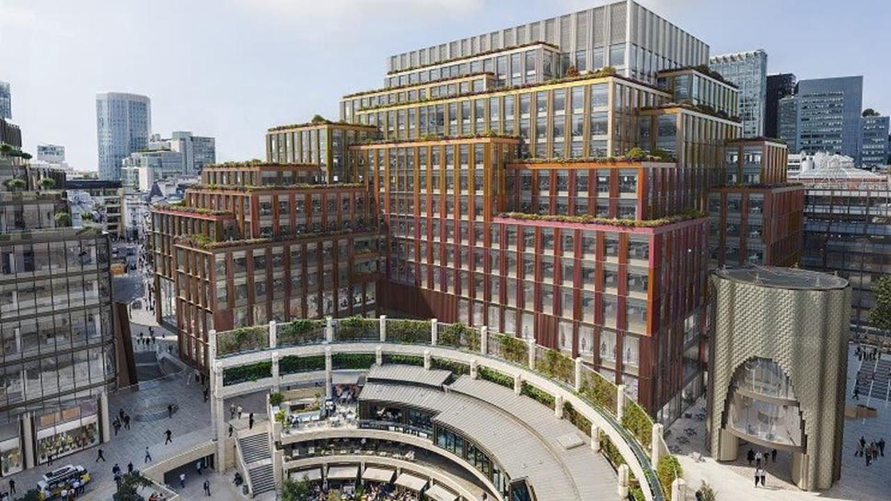 British Land secures major pre-let, as JLL signs for new London office
