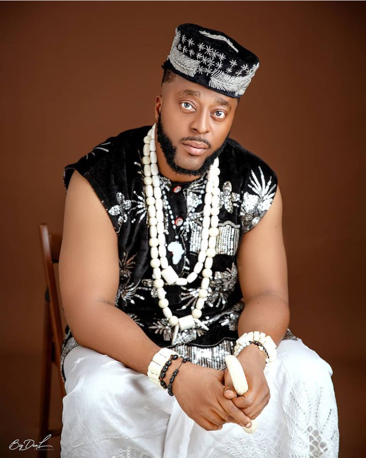 Igbo Amaka - Actor Benson Okonkwo says as he releases lovely new photos (See pictures) 9