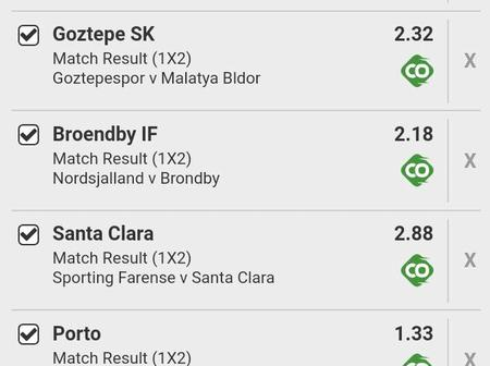 Super Thursday's 04/02/2021 Properly Predicted Multibet, GG with under Over 2.5 Odds For your Stake.