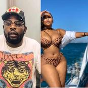 Dj Maphorisa Exposed By His Side Chick