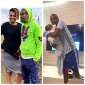 Hapa Kimeumana! Uproar After Video Of Famous Samidoh Playing With His Alleged Mpango wa Kando's Son