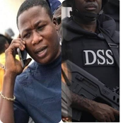 Southerners Blow Hot After DSS Attempted To Arrest Sunday Igboho Along Lagos/Ibadan Expressway