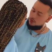 AKA reveals something about his girlfriend, leaving fans to wonder