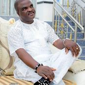 Meet Abass Akande Obesere, Fuji Star Who Has Only One Wife
