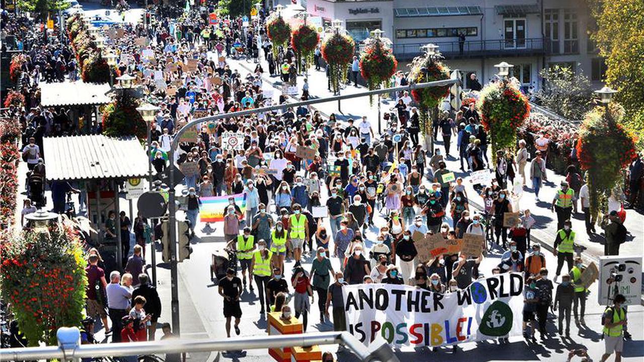 Live-Blog | Tübingen: Tausende bei Fridays for Future-Demo für mehr Klimaschutz