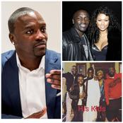 Meet Legendary Rapper Akon, His Wife, Six Kids, Mother And Father (Photos)