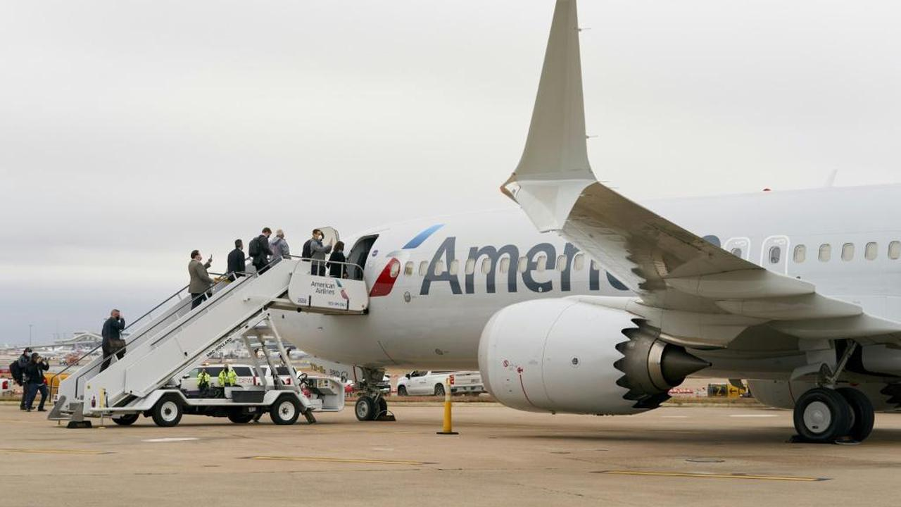 Boeing 737 MAX Returns To US Skies With American Airlines Flight