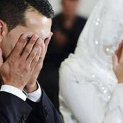 في ليلة زفافه جاءت خطيبته السابقة تخبره أمر جعله يقتلها ثم ينتحر أمام جميع المعازيم ..قصة