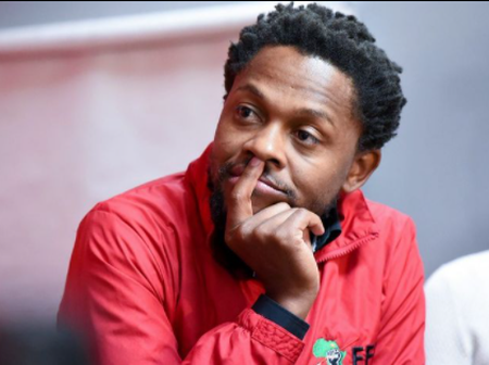 EFF's Mbuyiseni Ndlozi Finally Speaks On Molest Allegations against him