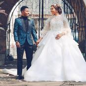 She Was Always Writing My Name As Noisemaker In Primary School But Today, We are Happily Married (Photos)