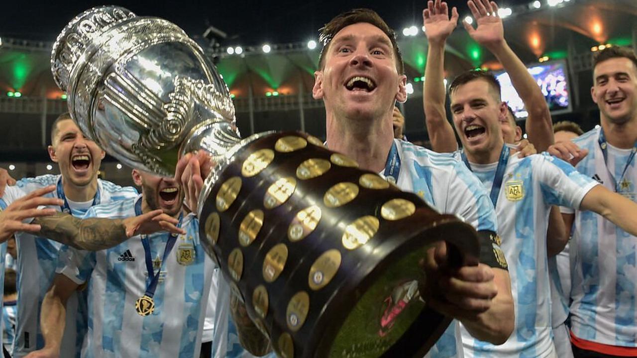 «J'ai énormément grandi comme joueur» Lionel Messi se confie sur son évolution avec l'Argentine