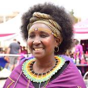 What Gladys Shollei Said About President Uhuru Kenyatta
