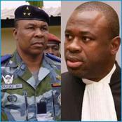Procès Gbagbo et Blé à la CPI : Maître N'dry Claver parle du général Guiai Bi Poin