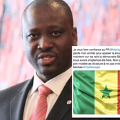 Guillaume Soro au PR du Sénégal :