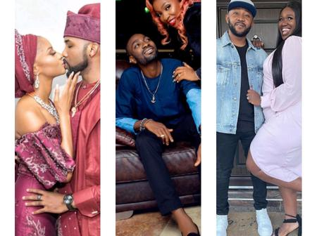 Which of these Celebrities have the best Couple picture?