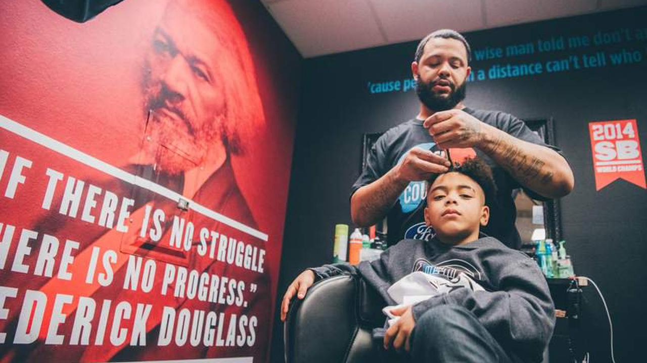 Ford Motor Company Fund partners with Charles H. Wright Museum for Barbershop Grant Challenge