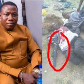 These Photos of Fulani Herdsmen With Guns Will Make You Understand Why Sunday Igboho is Angry