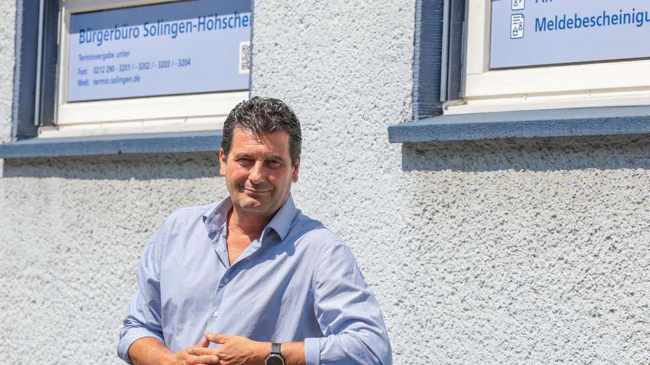 Bürgerbüros in Solingen haben wieder Termine frei