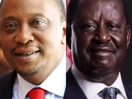 Schools That Uhuru Kenyatta And Raila Odinga Attended.