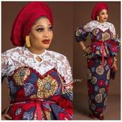 Get Everyone's Attention In Church Tomorrow With These Lovely Ankara Outfits