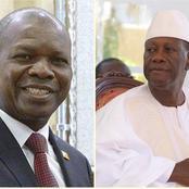 Election 2020: annoncé à Man, Mabri Toikeuse mécontent adresse un message étonnant à Ouattara