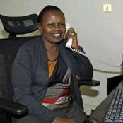 Meet Nancy Gitau, The Lady Who Is Fixing President Uhuru Kenyatta's Succesion Plans