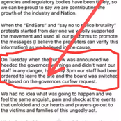 LEKKI SHOOTING: Loatsad Finally Reveals The Event That Led To Switching Off The Billboard At Lekki