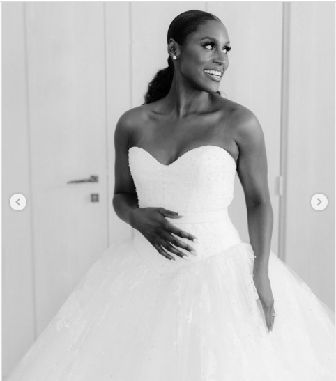 Insecure?star, Issa Rae marries fianc? Louis Diame in France (photos)