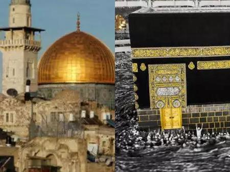 Jerusalem And Mecca Which Of These Two Holy Places Look More Beautiful?